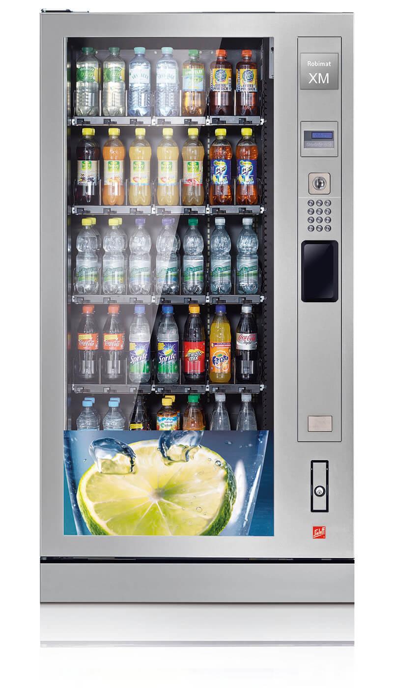 Distributeurs automatiques - Drink machines - RobimatXM ST Hotel equipment